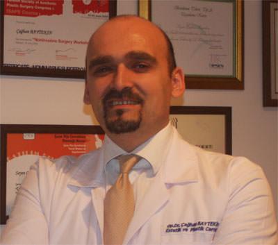 Doctor Caghan Baytekin