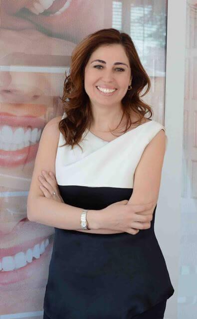 Dentist Ebru Catal Hocaoglu