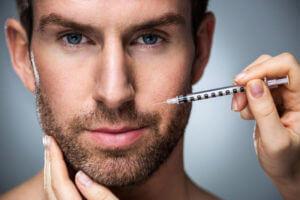 Beard Loss in Men