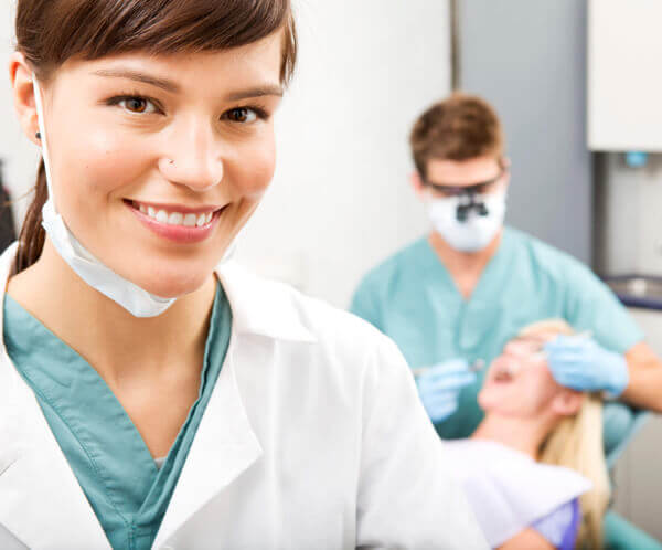USA trained professional dentists