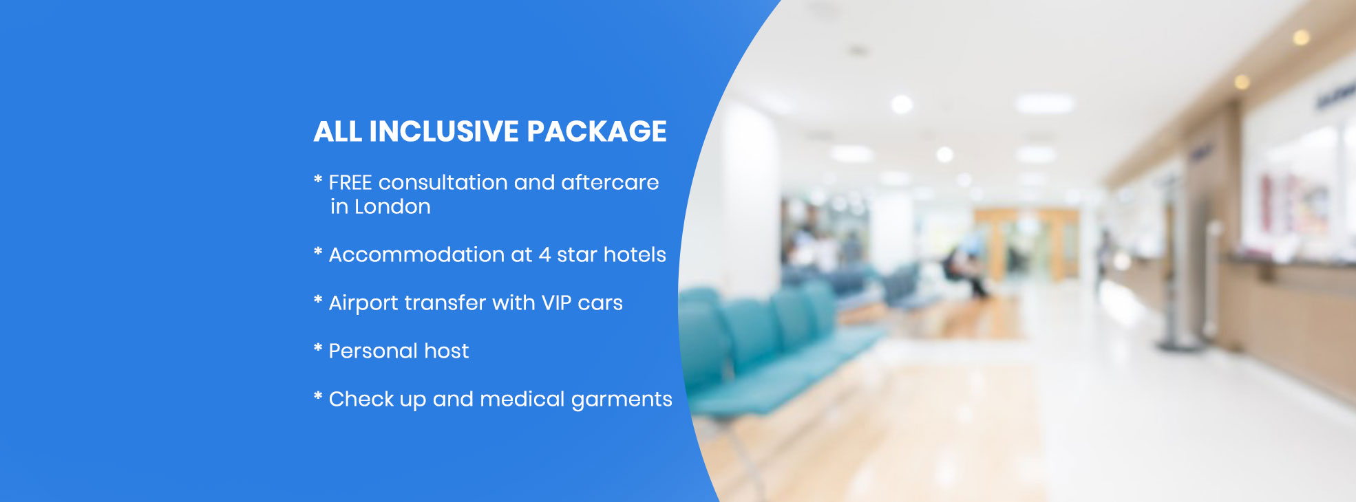 All Inclusive Package